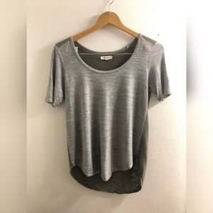 Madewell Scoop Neck T-Shirt